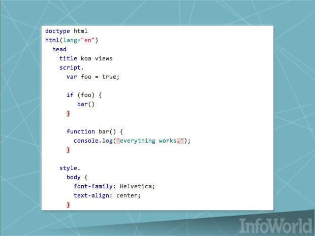 13 款惊艳的 Node.js 框架——第1部分 技术分享 第3张
