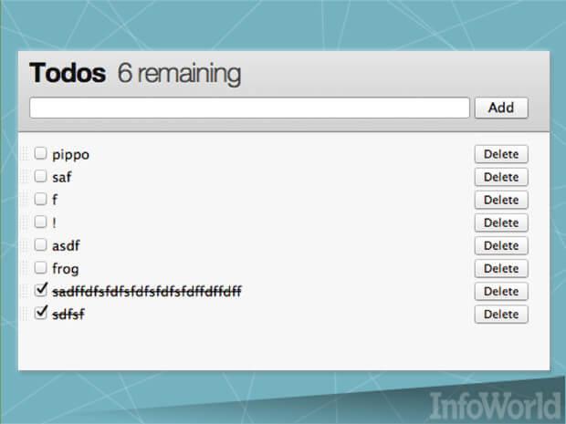 13 款惊艳的 Node.js 框架——第1部分 技术分享 第5张