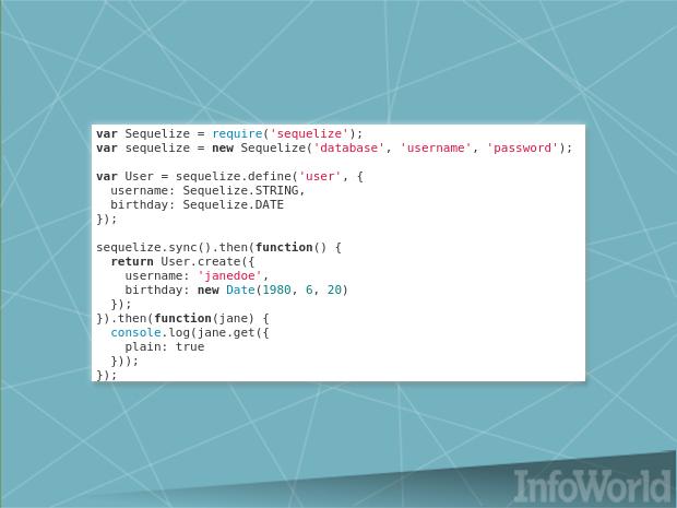 13 款惊艳的 Node.js 框架——第2部分 技术分享 第7张