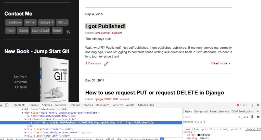 如何用 Python 实现 Web 抓取? 技术分享 第2张