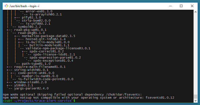如何在 Windows 10 中搭建 Node.js 环境? 技术分享 第3张