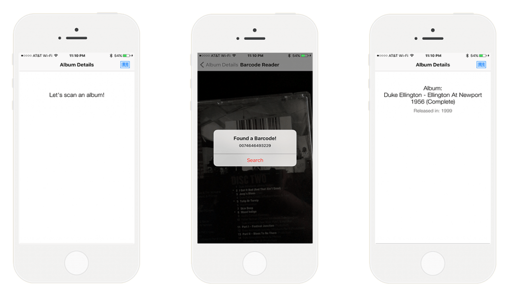 如何使用 Swift 开发简单的条形码检测器?