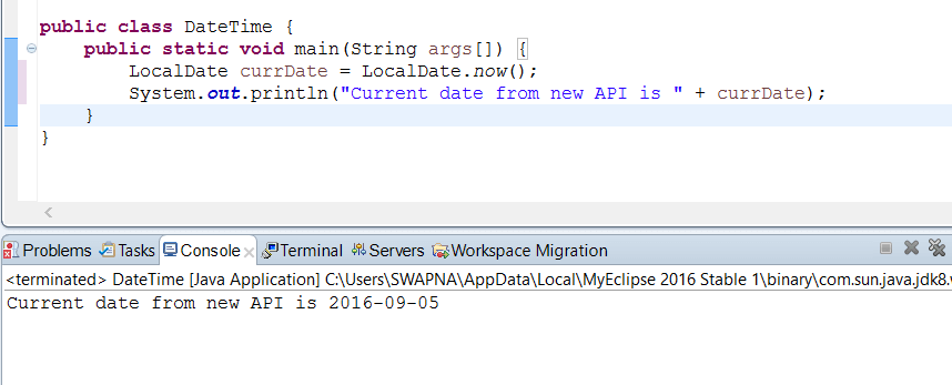Spring 4 支持的 Java 8 特性 技术分享 第12张