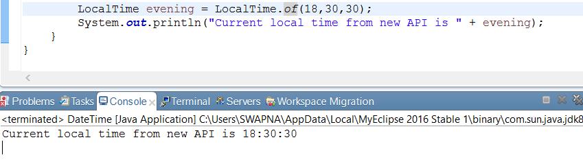 Spring 4 支持的 Java 8 特性 技术分享 第14张