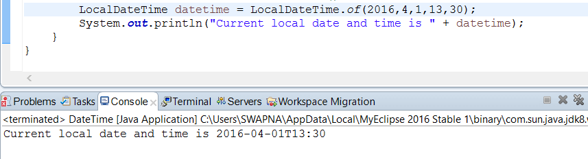 Spring 4 支持的 Java 8 特性 技术分享 第17张